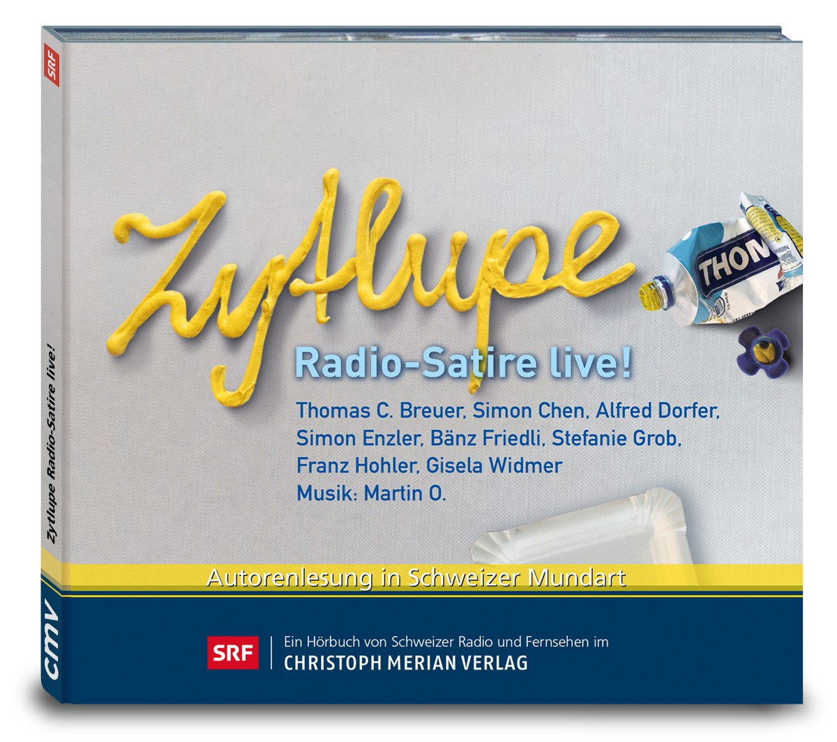 Zytlupe - Radio-Satire live!