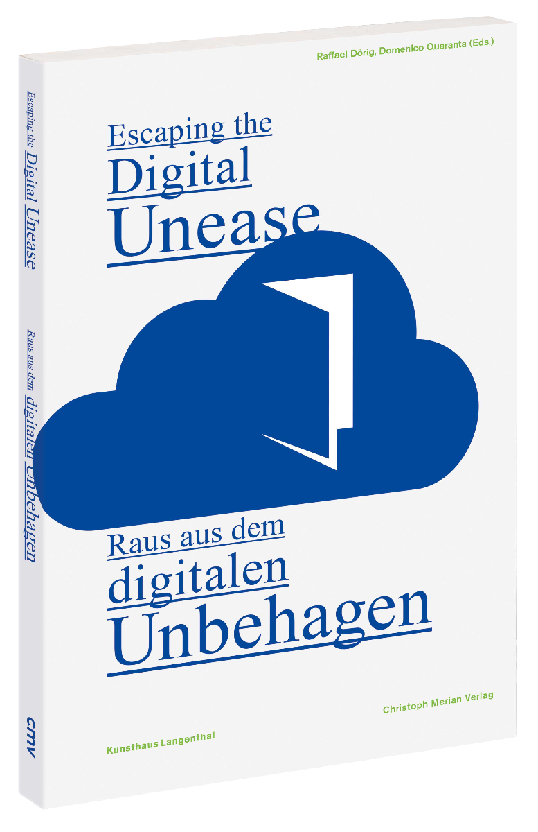 Raus aus dem digitalen Unbehagen / Escaping the Digital Unease
