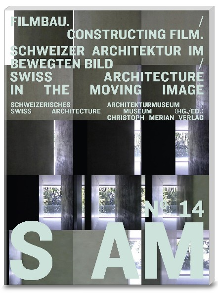 S AM 14 - Filmbau / Constructing Film